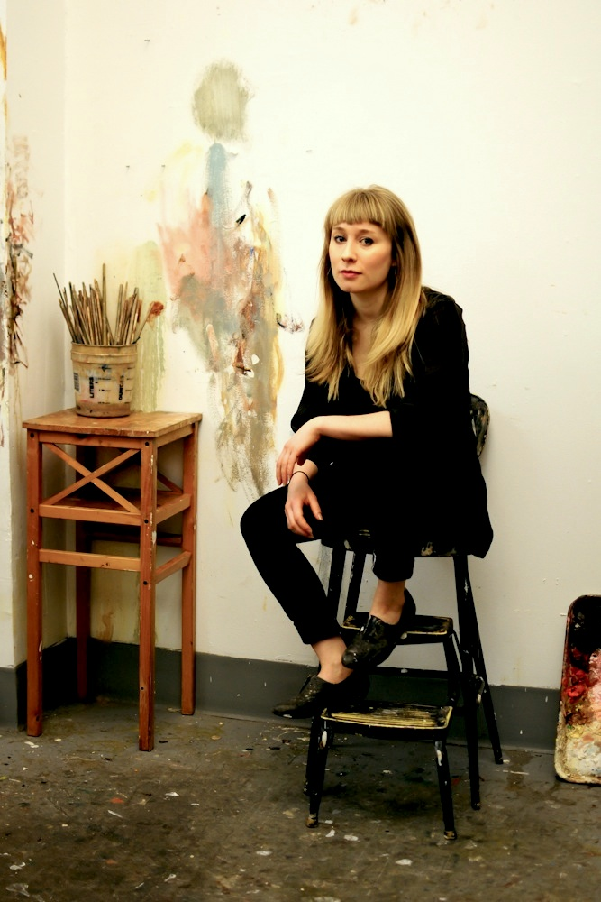 Artist Interview – A Day in the Life of BP Portrait Award Winner & Ingram Collection artist Aleah Chapin