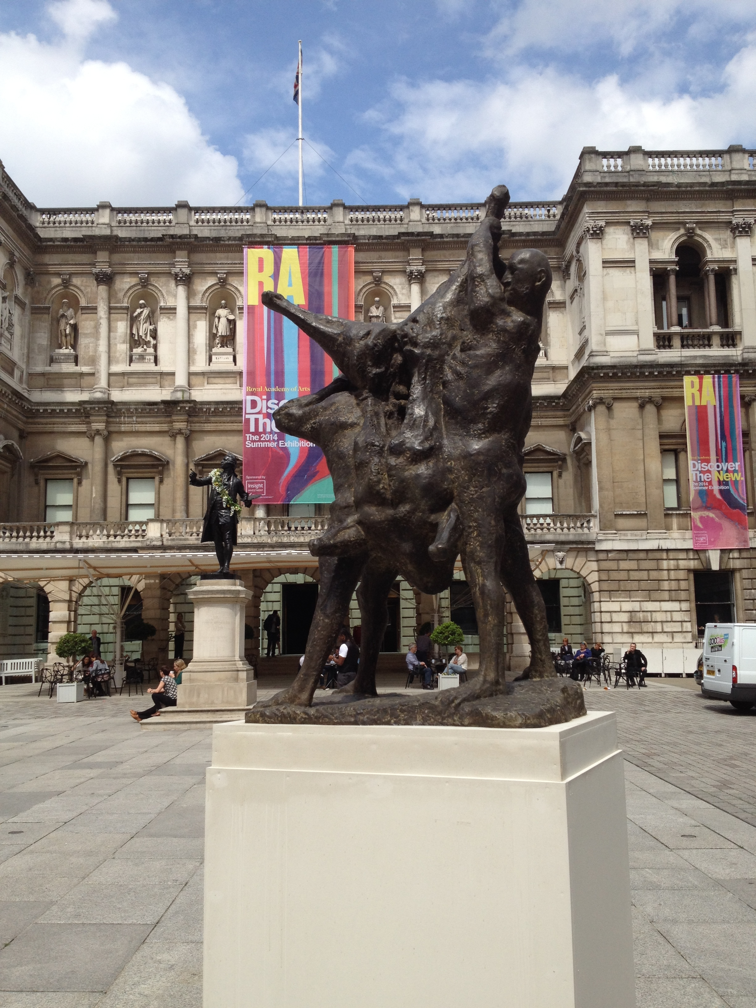 Chris Ingram talks about his major loan to the Royal Academy